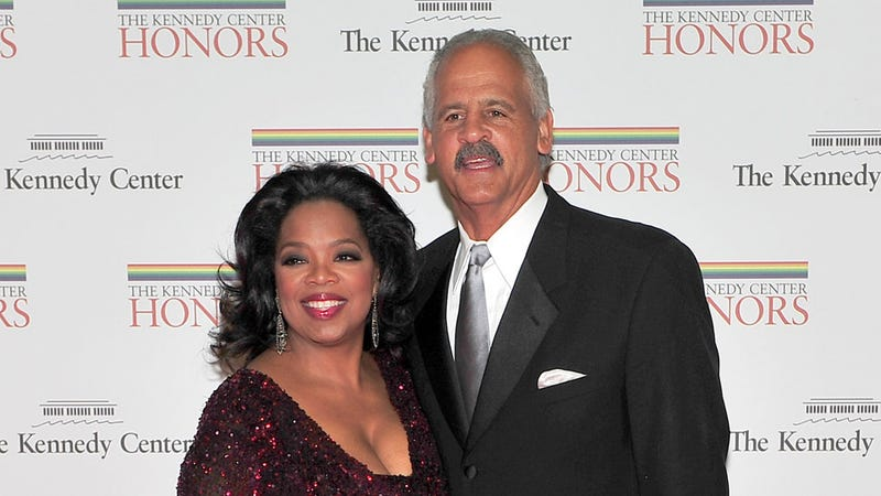 Is Oprah Secretly Planning to Get Married on TV in a Desperate Bid to Save OWN?