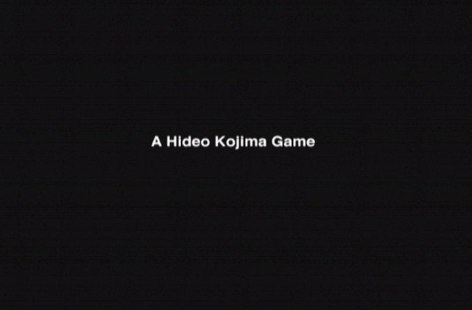 "Metal Gear Creator Explains ""A Hideo Kojima Game"""