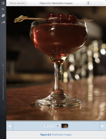 Speakeasy Cocktails App Gallery