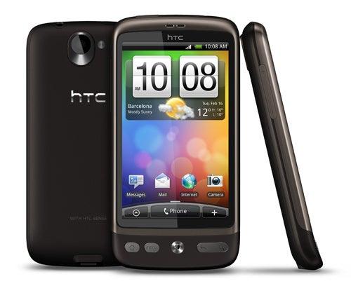 HTC Desire Gallery