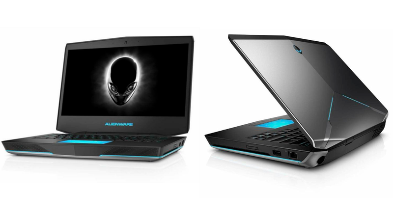 Alienware's Hefty New Light-Up Laptops Are Available Right Now