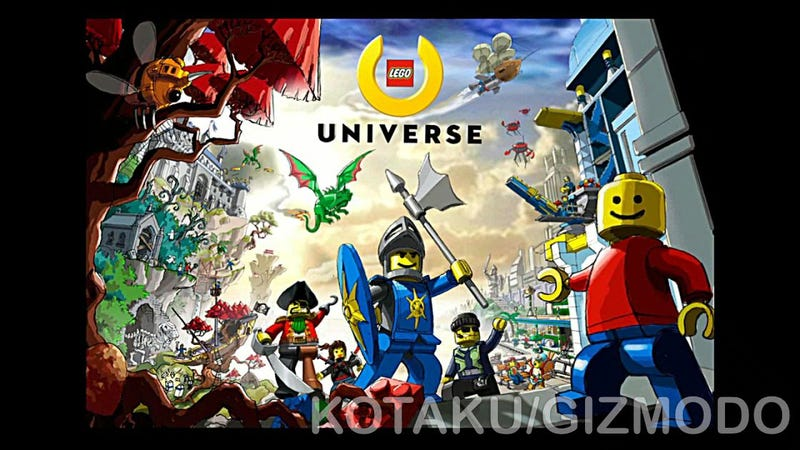 Exclusive Lego Universe Video Offers First Game Glimpse