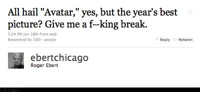 """""""Roger Ebert Doesn't Give A Shit, And I Love Him For It"""""""