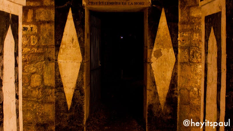 Unlocking the Mystery of Paris' Most Secret Underground Society (combined)