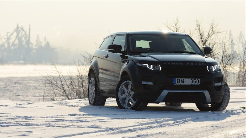 Expect These New SUVs From Aston Martin, Jaguar and Land Rover