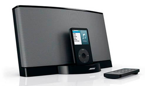 SoundDock Series II Allows the iPhone to Visit