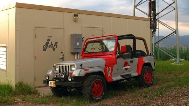 Telltale Co-Founder Offers to Pay His Own Money to Cover Damaged Jurassic Park Jeep
