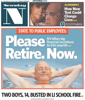 Newsday Hiring a Ton of Reporters