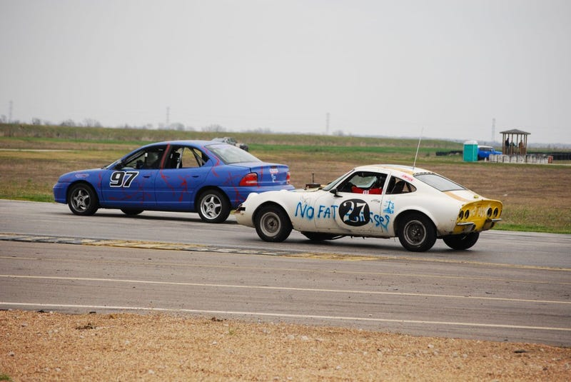 The 24 Hours Of LeMons Texas Gator-O-Rama Über Gallery: The Europeans