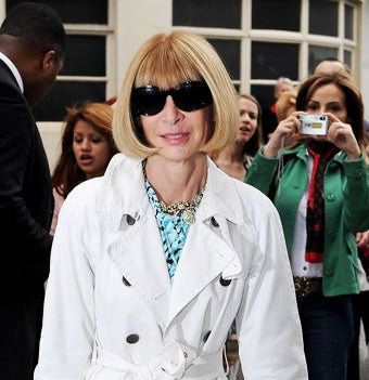 Anna Wintour Hates Restaurants, but Specifically Jamaican Ones