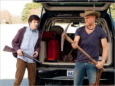 Woody Wields Chainsaws and Banjos in New Zombieland Trailer