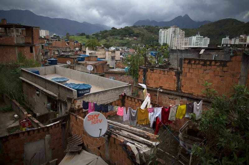 Gallery: In The Shadow Of Rio's Maracana Stadium