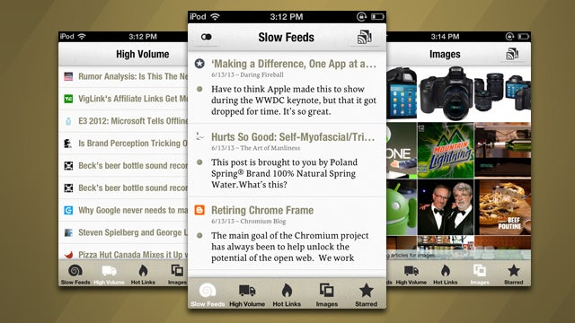 Slow Feeds Finds Those RSS Items That Got Lost in the Mix