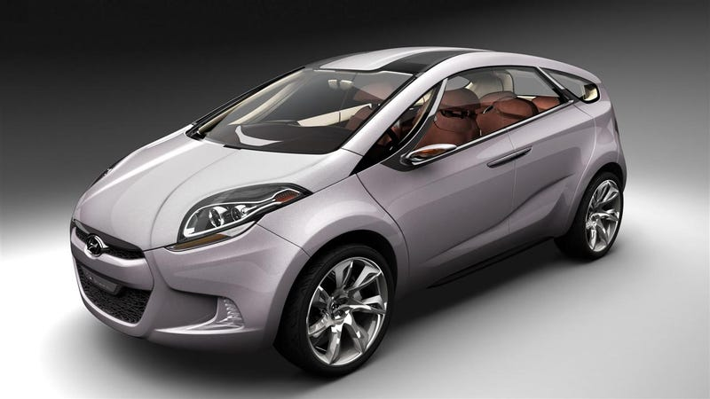 Hyundai HED-5 i-Mode Concept Green-Lit For Production And America