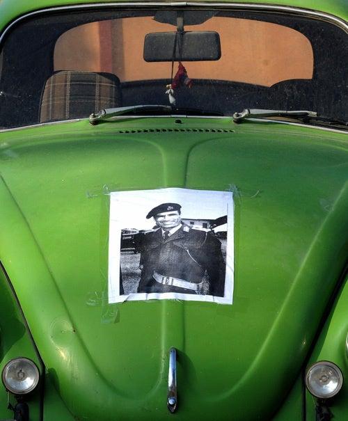 A Fitting Tribute To Muammar Gadaffi