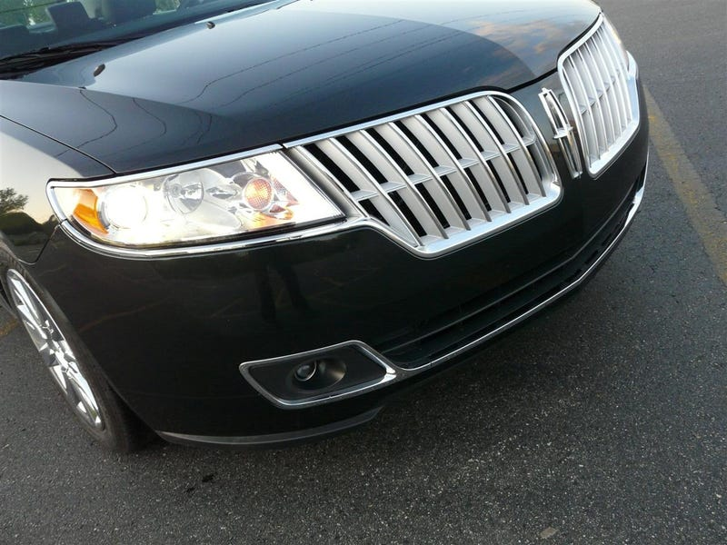 2010 Lincoln MKZ: Part Three