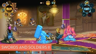 Watch Us Play The Wii U's New 2D RTS, <i>Swords & Soldiers II </i>