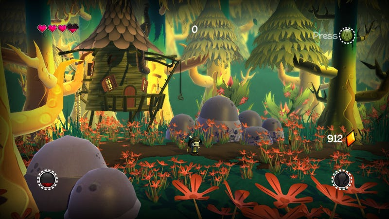 Creepy-Cute Scarygirl Jumps from Comics to Vinyl to Consoles in Downloadable Game