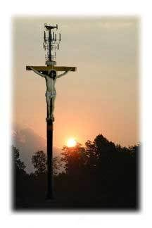Jesus Wants Good Cell Reception for All