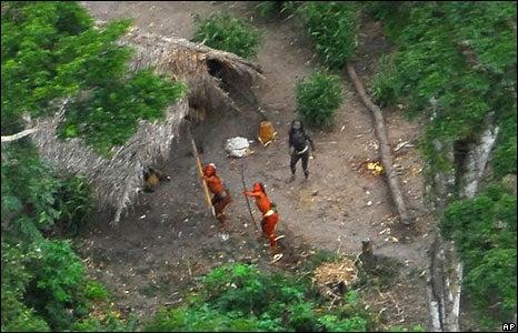 Those Amazonian Tribespeople: Bullshit?