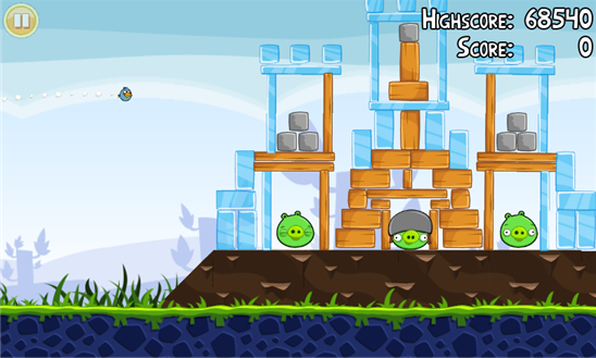 This Week's Windows Phone Charts: Windows Phone 8 Defeats Angry Birds Star Wars