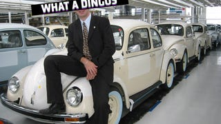 Some Dingus Is Selling A VW Beetle For $1 Million