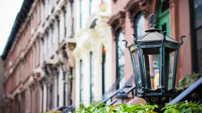 New York Has Run Out of Brownstone