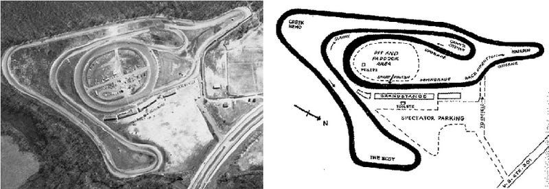 "Marlboro Motor Raceway, ""The Grand Lady of the East"""