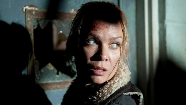 Andrea and the Governor play a deadly game of cat-and-mouse-and-zombies in The Walking Dead