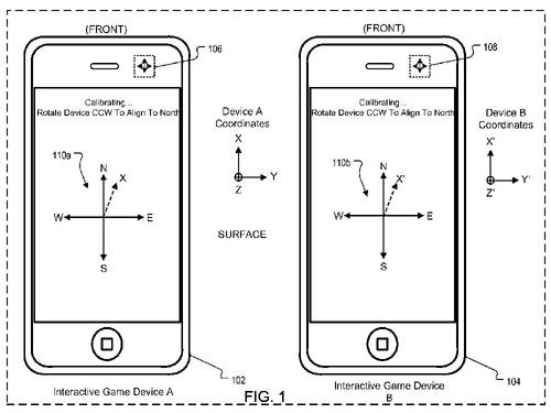 Apple Patent Takes Augmented Reality Games To The Next Level