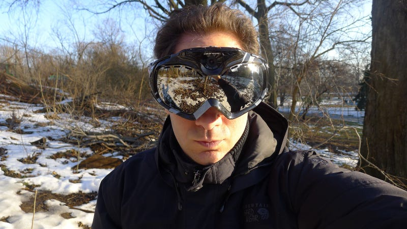 Liquid Image Apex HD+ Review: All Snow Goggles Should Come With Built-In Action Cams
