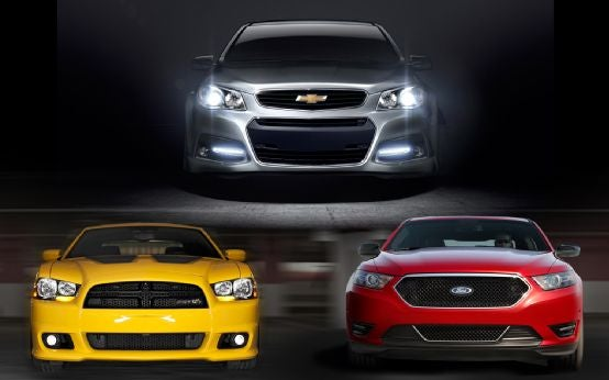 Which American Super Sedan Would You Buy? FoMoCo Vs GM vs Chrysler