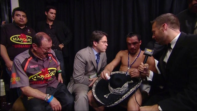 Manny Pacquiao to Juan Manuel Marquez: Is That A Winning Scorecard, Or Are You Just Happy To See Me?