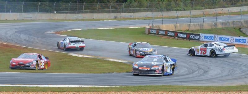 NASCAR owns Road Atlanta?