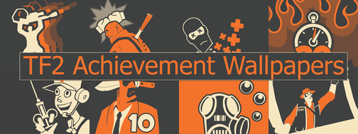 The Complete Set of Team Fortress 2 Achievement Icons