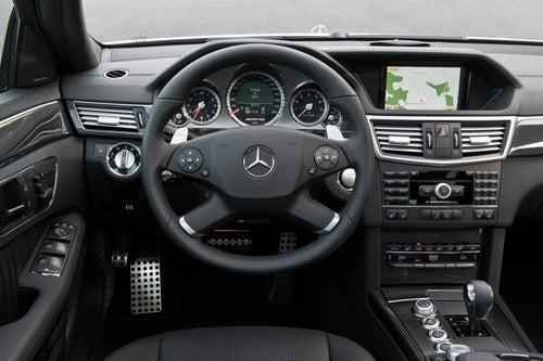 2010 Mercedes E63 AMG Wagon