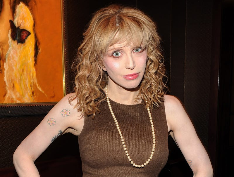 Courtney Love Sued For Defamation Over Rage-Filled Tweets