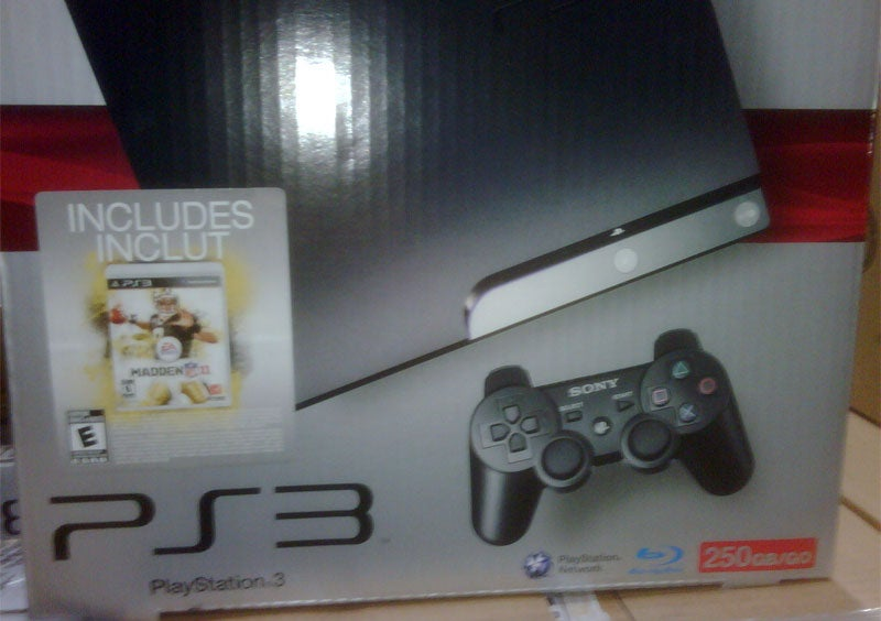 The PS3 Bundle Best Buy Tried To Keep Secret
