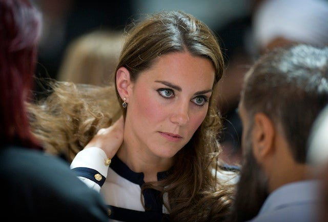 Kate Middleton Needs Princess Lessons
