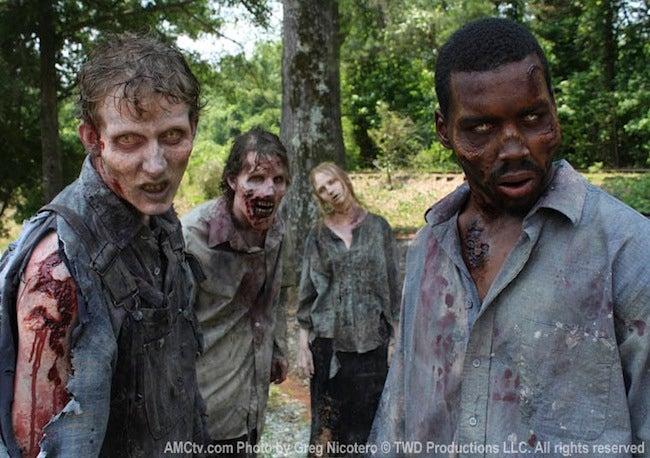 The Walking Dead Season Two First Images