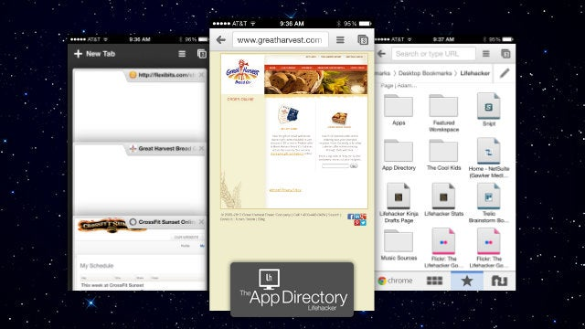 The Best Web Browser for iPhone