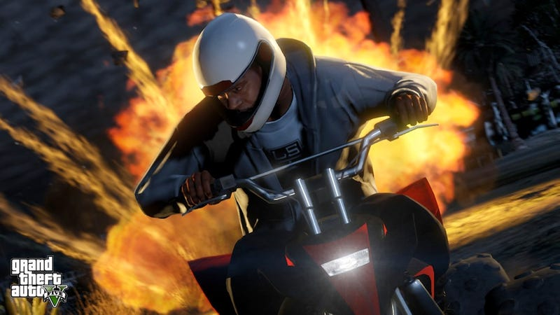 Why Rockstar Released GTA V For Current-Gen Consoles