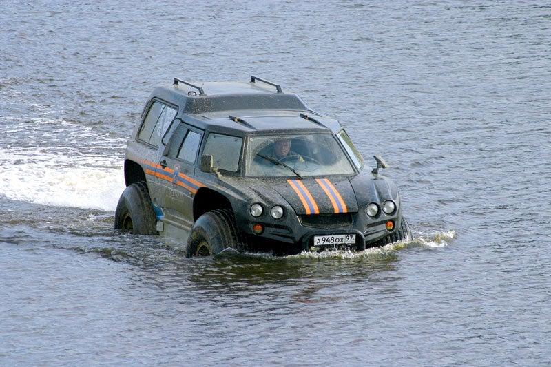 Aton-Impulse Viking-2992: Amphibious Apocalypse Bogger