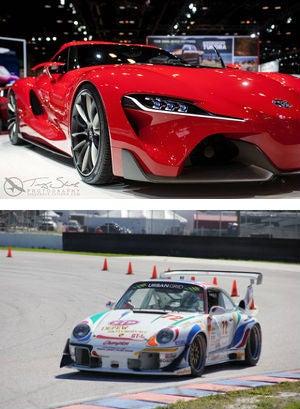 Fluffy Bunny's Daytona Vacation and Ice Racing a Craigslist Subaru