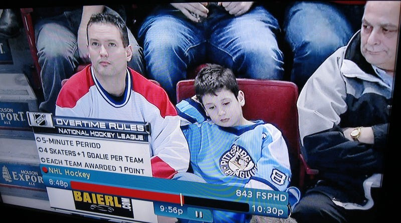 Three Generations Of Wondering Why There's A Damn Shootout