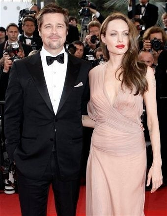 Brad and Angelina Are The Best Actors in All of Cannes
