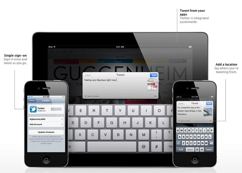 iOS 5: The Top 10 New Features