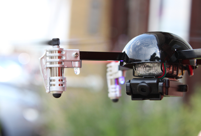 Get 45% off The Remote Controlled Micro Drone 2.0 + Aerial Camera