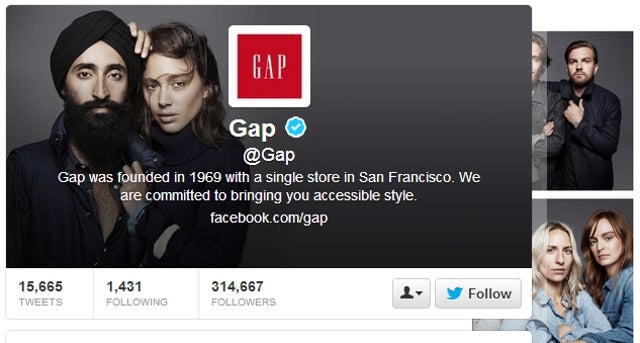 Gap Responds to Racist Remarks Toward Sikh Model by Promoting Him