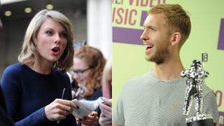 Taylor Swift and Calvin Harris: Real and Happening